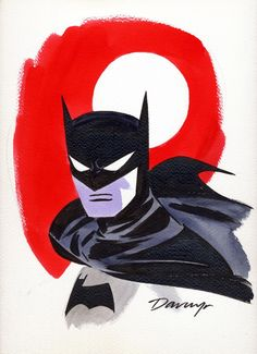 Batman by Darwyn Cooke