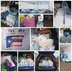 staySky® Vacation Clubs and staySky® Resort Management Give Back to The People of Puerto Rico By Donating Much Needed Supplies