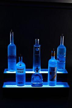How To Build Your Own Home Bar | Pinterest | Liquor, Bar and Shelves
