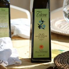 Titone D.O.P. Extra Virgin Olive Oil