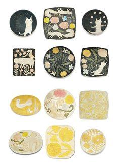 Makoto Kagoshima #flora_henri #inspiredbyfloraandhenri