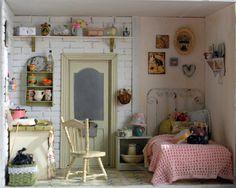 La casita pequeña: Cabaña de verano