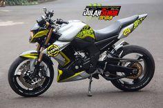 Modifikasi Yamaha Scorpio Z Yamaha Fz 150, Yamaha Byson, Yamaha Motorbikes, Fz 16, Smart Roadster, Ns 200, Bike Pic, Bike Tattoos, Batman Wallpaper