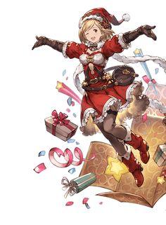 《碧藍幻想》聖誕節活動