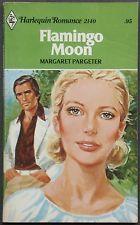 Vintage Harlequin Romance, 2140, Flamingo Moon, Margaret Pargeter