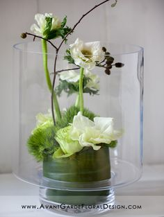 Stylized – Avant-Garde Floral Design