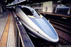 Shinkansen / bullet train