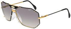Fierce Aviators for men. Vintage Cazal Legends 905 Sunglasses
