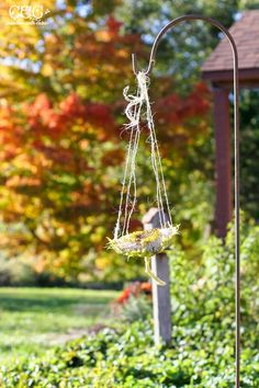 How To Make A Sunflower Bird Feeder