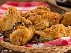 Mom's Fried Chicken | mrfood.com