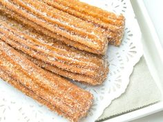Churros da Palmirinha Churros Sin Gluten, Latin American Food, Carnitas, Tamales, Empanadas, Tex Mex, Desert Recipes, Allrecipes, Food Porn