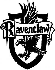 Harry Potter Ravenclaw Crest Car or Truck Window Decal Sticker - Rad Dezigns Harry Potter Stencils, Harry Potter Decal, Harry Potter Drawings, Harry Potter Hogwarts, Ravenclaw, Hogwarts Houses Crests, Oracle Vinyl, Harry Potter Christmas, Wax Seal Stamp