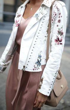 Hermosa chaqueta!