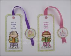Bookmarks Dyi Bookmarks, Craft Gifts, Diy Gifts, Diy And Crafts, Paper Crafts, Cat Coloring Page, Birthday Cards, Card Making, Scrapbooking