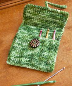 Vt. The Case for Crochet Hooks