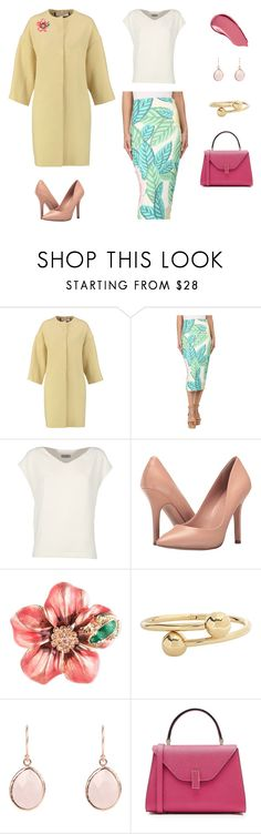 """Romantic 1"" by juststyled2015 on Polyvore featuring мода, Marni, Mara Hoffman, Alberto Biani, Charles by Charles David, Anne Klein, J.W. Anderson, Valextra и Burberry"