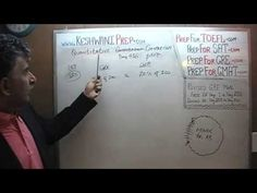 GRE Math Day 416, p207, Quantitative Comparison 1-5, Online Prep Tutor G...