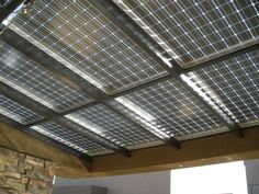 translucent solar panels - Google Search