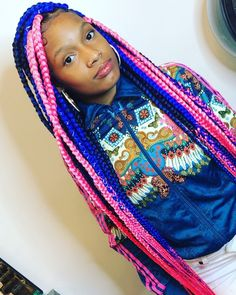 hairstyles 2018 female braided hairstyles hairstyles over 40 hairstyles over 40 hairstyles romantic hairstyles quick hair vector hairstyles guide Toddler Braided Hairstyles, Toddler Braids, Black Girls Hairstyles, Weave Hairstyles, Hairstyles 2018, Black Girl Swag, Pretty Black Girls, Dyed Natural Hair, Natural Hair Styles