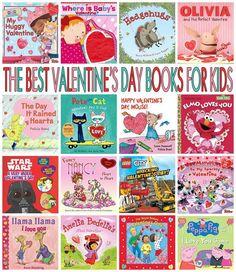 Valentineu0027s Day Books For Kids