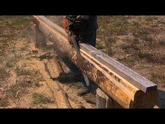 Homemade Lumber for the Small Farm or Homestead - The Farm Hand's Companion Show, ep 5 - YouTube