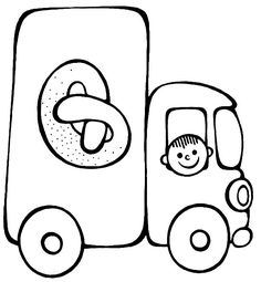 Vehicle coloring pages for babies 5 Embroidery Applique, Embroidery Patterns, Airplane Coloring Pages, Free Games For Kids, Art Drawings For Kids, Colour Board, Learn To Draw, Line Drawing, Baby Quilts