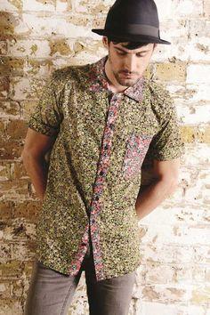 Sewing Bee shirt - free pattern!