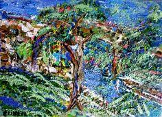 Arte Moderna e Contemporânea: A ponte, praia fluvial de Burgães