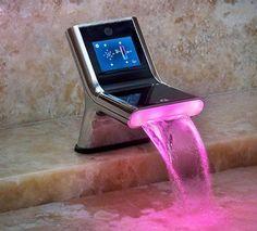Smart Faucet, Un Grifo Tecnológico