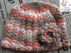 crochet hat sisi hand made