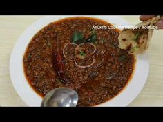 Tandoori Roti, Desi Ghee, Dal Recipe, Coriander Seeds, Tomato Paste, Cooking Recipes, Beef, Stuffed Peppers, Make It Yourself