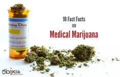 10 Facts You Need To Know About Medical Marijuana