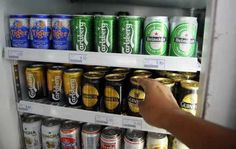 """Beer Beats Out Wine as Americans' Booze of Choice...well, duh. But here's some good news: """"Though beer shipments slumped last year, much of the weakness has been in major brands & companies such as Anheuser-Busch & Heineken USA.    Craft varieties, however, have enjoyed double-digit gains amid the growth of beer gardens & a new consumer focus on premium options. In the last year, nearly one new brewery has opened each day – the sharpest spike since the end of Prohibition."""""""