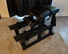 Deluxe FULLY Adjustable Bondage Chair Furniture Bdsm Store | Etsy Dungeon Furniture, Playroom Furniture, Furniture Plans, Super Glue, Dark Matter, Rhode Island, Dungeon Room, Pose, Leather Armor