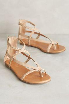 Corso Como Marine Sandals - anthropologie.com