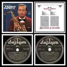 Fausto Papetti - Sax Alto E Ritmi (1960)