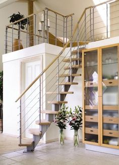 beautiful interior stairs modern space saving ideas duplex apartment
