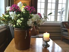 Visit the post for more. Lillehammer, Norway, Planter Pots, Table Decorations, Home Decor, Interior Design, Home Interior Design, Plant Pots, Dinner Table Decorations