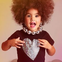 Ushuva and minimi!.. awesome look of our dear Mia !! ... Made in Venezuela with lot of love!