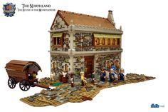 House of the Moneylender 1 - love the wagon