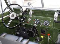 Image result for land rover defender series 2 interior