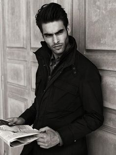 Jon Kortajarena. Favorite male model from Spain. . - Develop the sexual presence of a model! Click the pic.