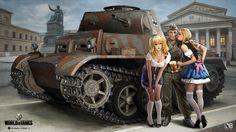 2016-03-02 - Images for Desktop: World of Tanks wallpaper - #1300497