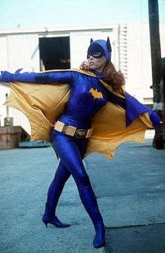 Batgirl: Yvonne Craig as Batgirl in the 1960's Batman Television Series - No offense to Alicia Silverstone, but Yvonne was a better Batgirl