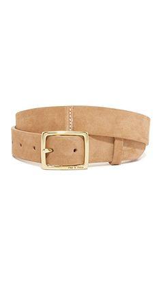 Rag & Bone Boyfriend Belt   A Rag & Bone belt cut from soft leather. Adjustable length and buckle closure. Leather: Cowhide. Made in United Kingdom. Measurements    Width: 1.5in / 4cm XS: 28-32in / 71-81cm S: 30-34in / 76-86.5cm M: 32-36in / 81-91.5cm L: 34-38in / 86.5-96.5cm