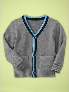 tipped cardigan  grey  all sizes 27.96