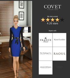 Sexy Secretary #covetfashion