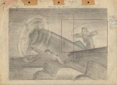 """Fleischer Studios  """"Superman""""  A.K.A. The Mad Scientist  1st Of 9 Cartoons Made By The Fleischer Brothers  Released September. 26, 1941 Home Page - Animation Art & Cel Gallery by Ryan & Stephanie"""
