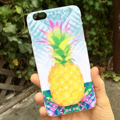 Pineapple Lovin' iPhone Case