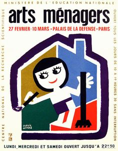 Arts Menagers, c1960. Artist: Francis Bernard